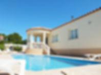 Villa Alejandra with private swimming po