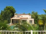 Villa Preciosa 4 bedroom villa available for holiday rental from familyvillarentals.eu