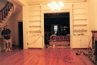 Columbus custom cherry hardwood floors