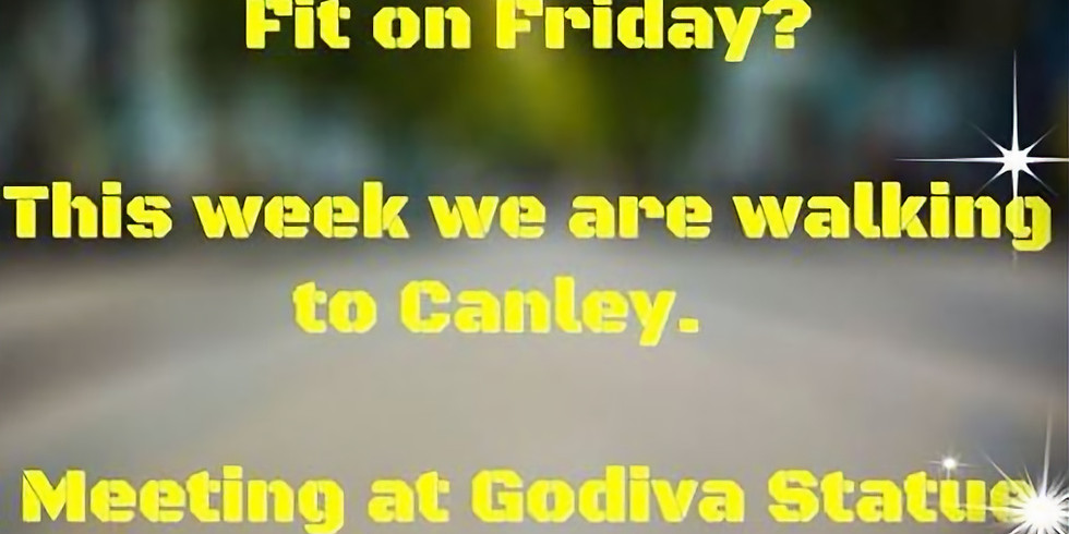 Involve Fit on Friday