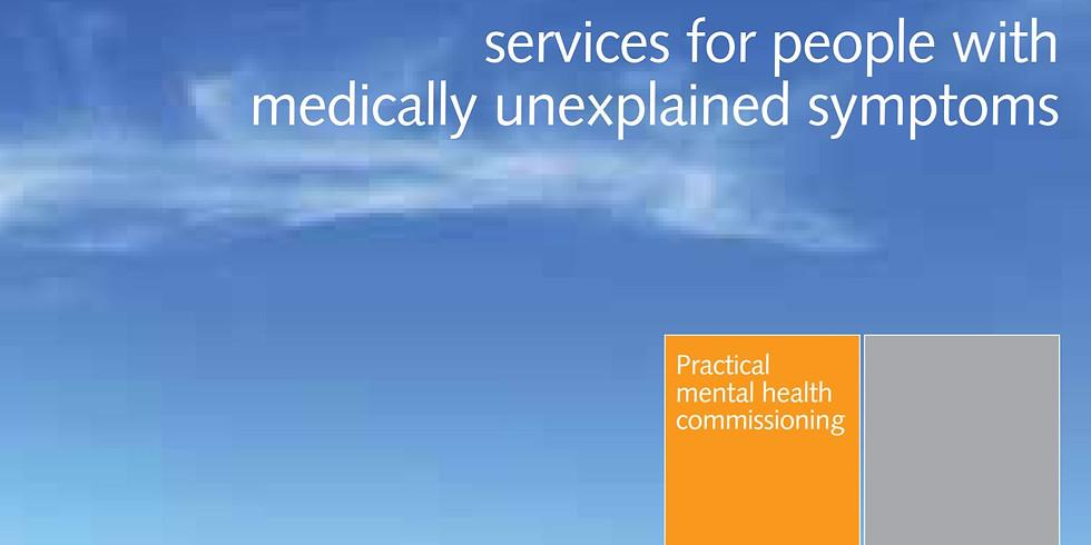 Engagement Workshop - Persistent Physical Symptoms Service (medically unexplained symptoms).