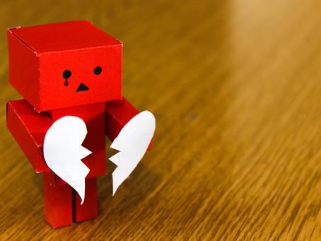 Cómo saber si tu relación se ha terminado.