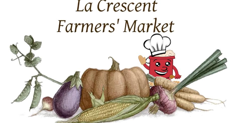 La Crescent Farmers Market (Tuesdays)