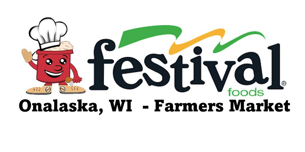 Festival Foods Farmers Market - Onalaska, WI