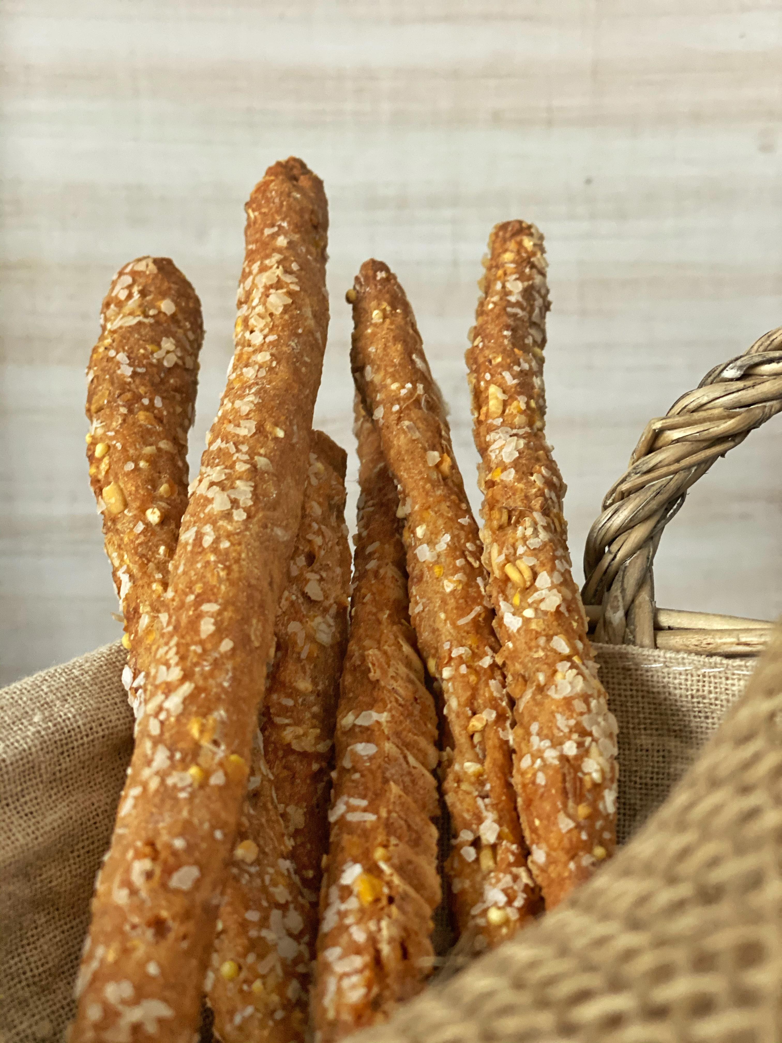 Bread Sticks - 7 Grain