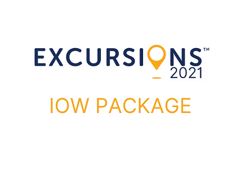 Excursions 2021 - IOW Package