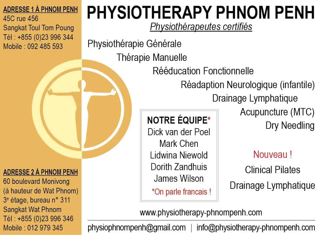 PUB Physiotherapy Phnom Penh