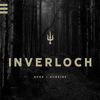Inverloch Dusk Subside drums tracked at the Black Lodge recording studio by Joel Taylor