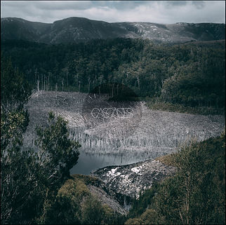 Cascades recorded and mixed at The Black Lodge recording studio by Joel Taylor