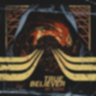 true beleiver my satan black lodge studio recording