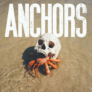 Anchors recorded at the Black Lodge studios