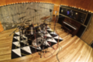 Tama Starclassic Bubinga at The Black Lodge recording studio East Brunswick