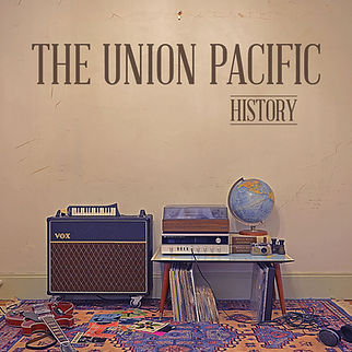 The Union Pacific History recorded at The Black Lodge by Joel Taylor