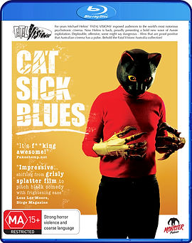 Cat Sick Blues Stereo and 5.1 surround mixed at The Black Lodge studios Melbourne Australia