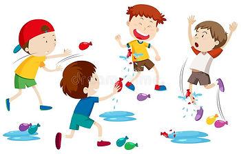children-playing-water-balloon-fight-children-playing-water-balloon-fight-illustration-124