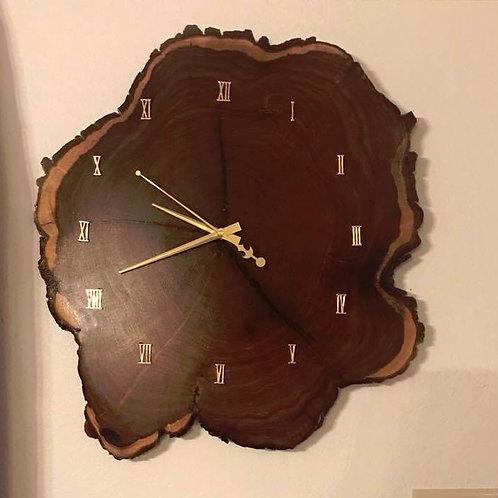 Stump Clock