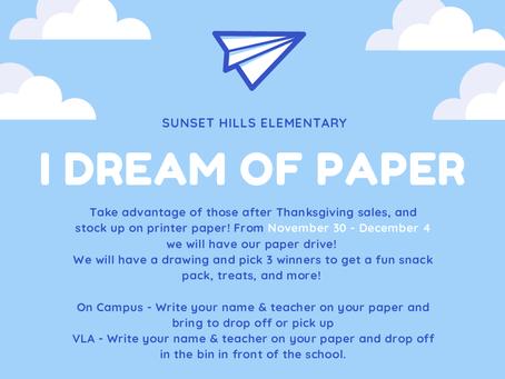 Paper Drive