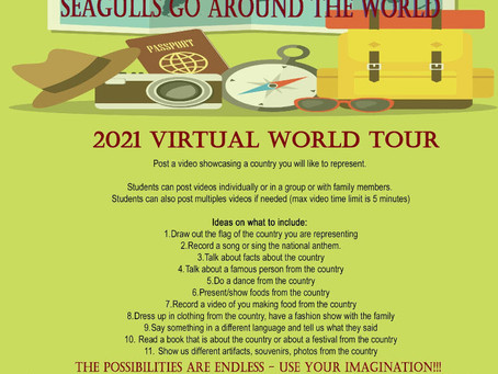 Around the World Virtual Tour