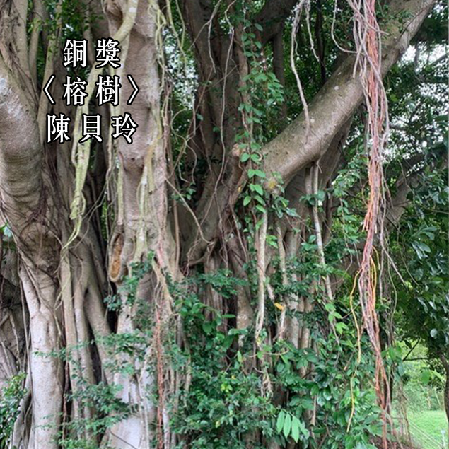榕樹可以獨木成林,一個人也可自成一世界。人生充滿著零碎的煩惱,苦悶深處我借榕樹得一頓悟。逝去的不是儘管逝去著,我留念過往,至少有過往可供留念。歲月流淌過的分分秒秒,是從我身上長出的根鬚,是我的森林。