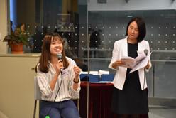 創作交流:公開組金獎吳騫桐同學分享對創作的看法