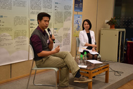 評審座談會:唐睿教授與徐霞博士對談