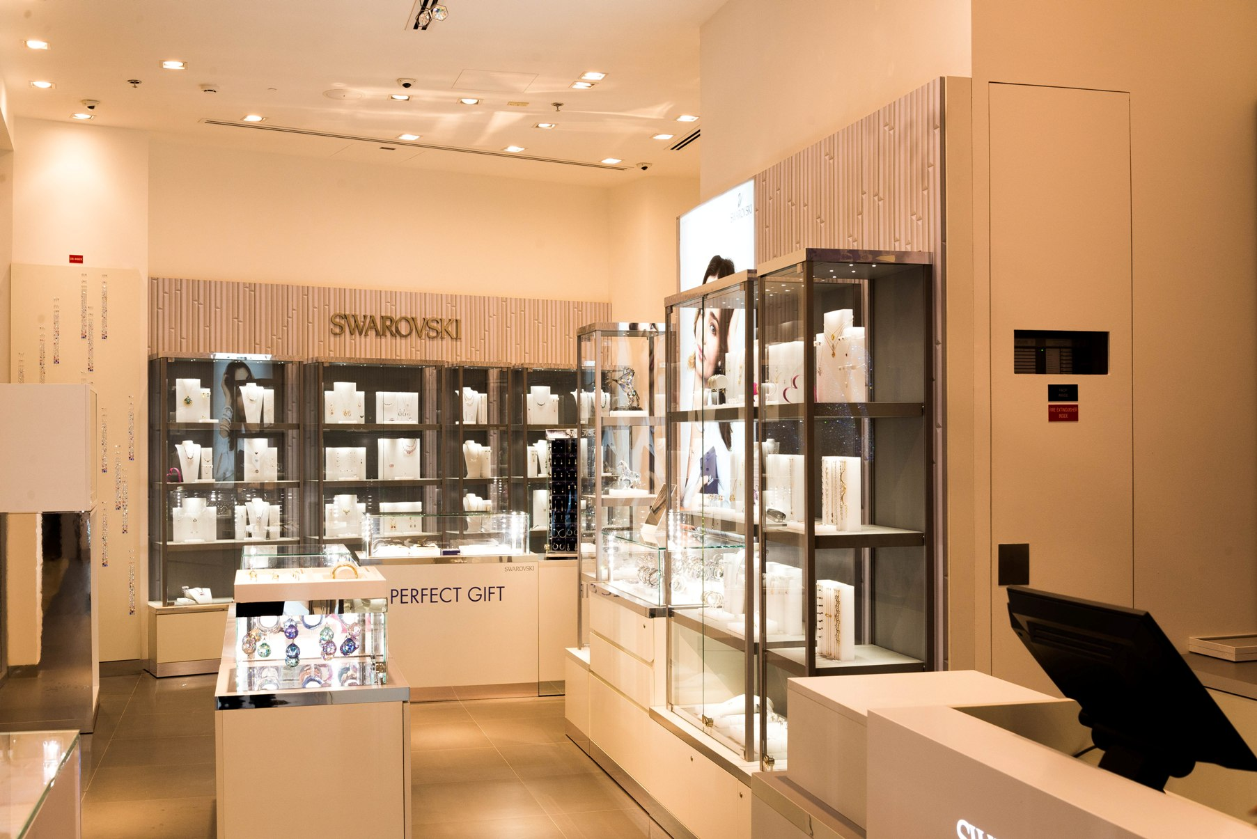 Swarovski-Al Ghurair Center
