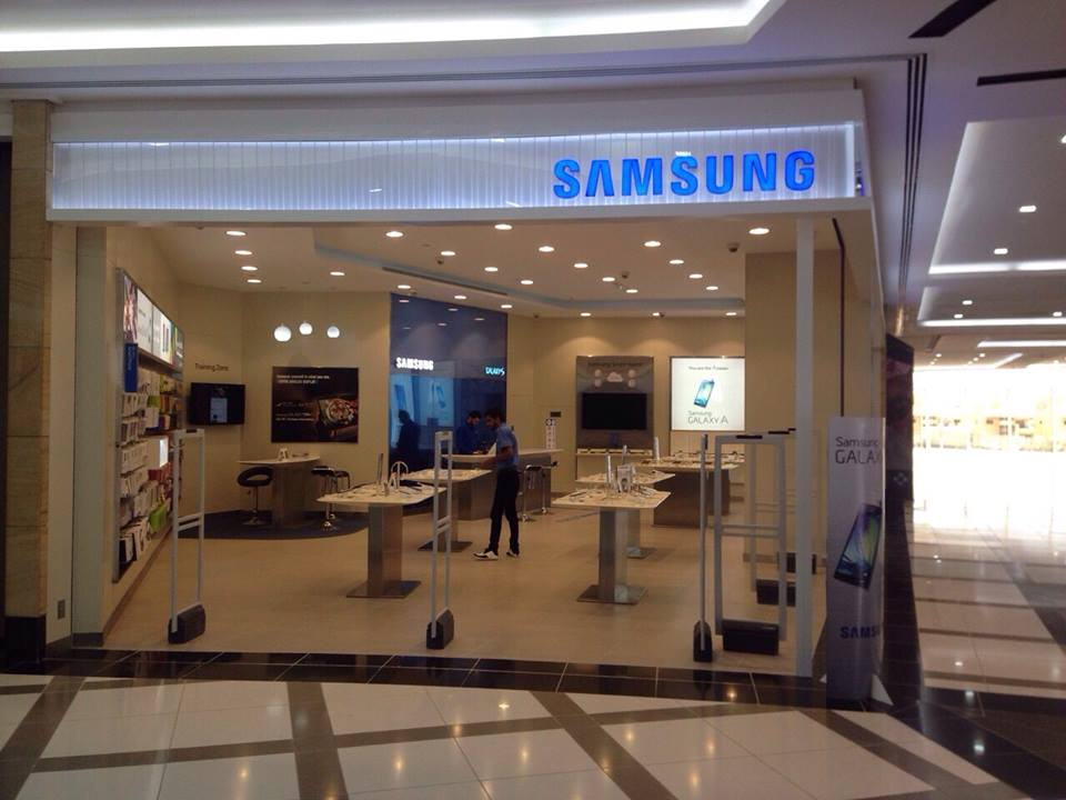 Samsung-Bawabat Al Sharq Mall-Abu Dhabi
