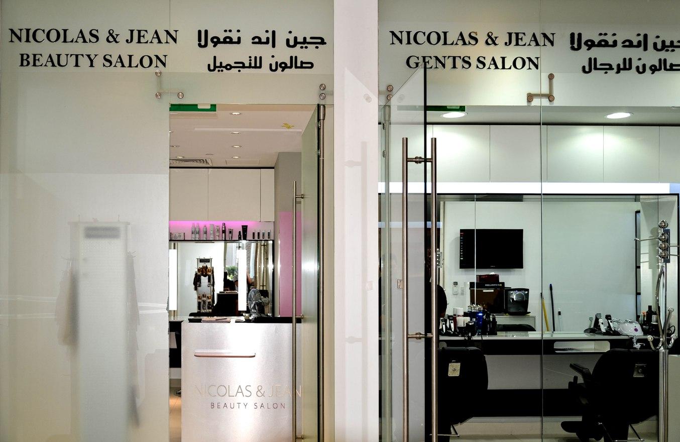 Nicolas & Jean Salon