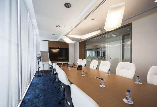 SKA Energy Office - Limitless Building Jebel Ali 3