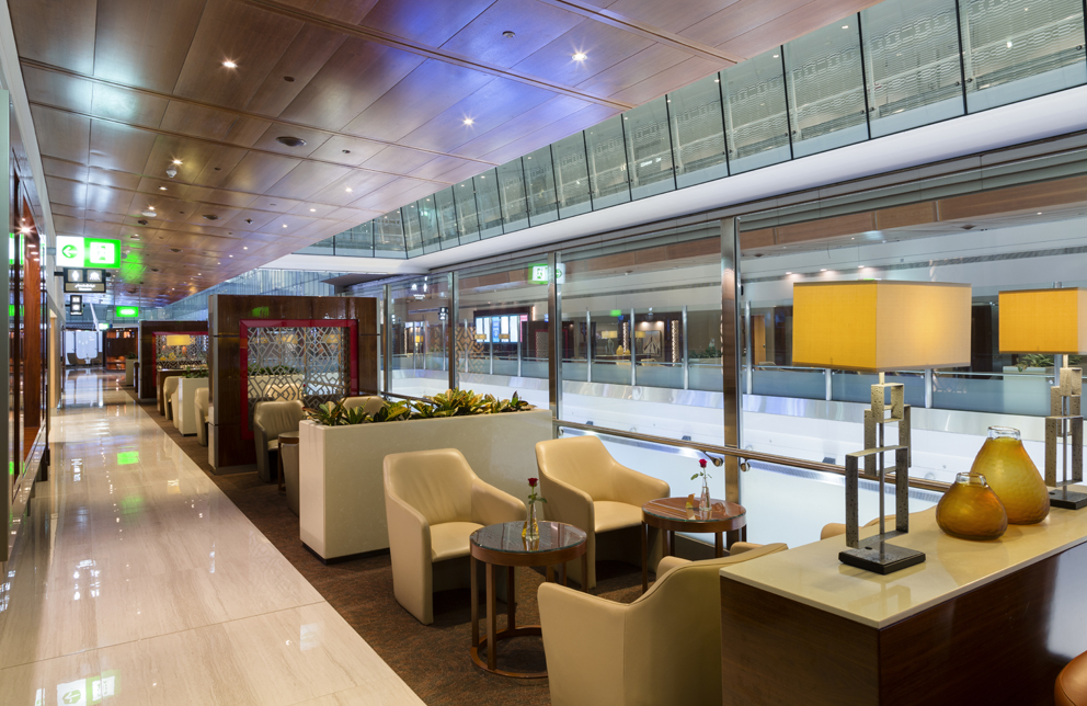 Emirates Business Class Lounge- T3-8