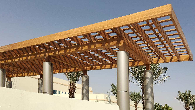 Main Entrance Canopy  (4)