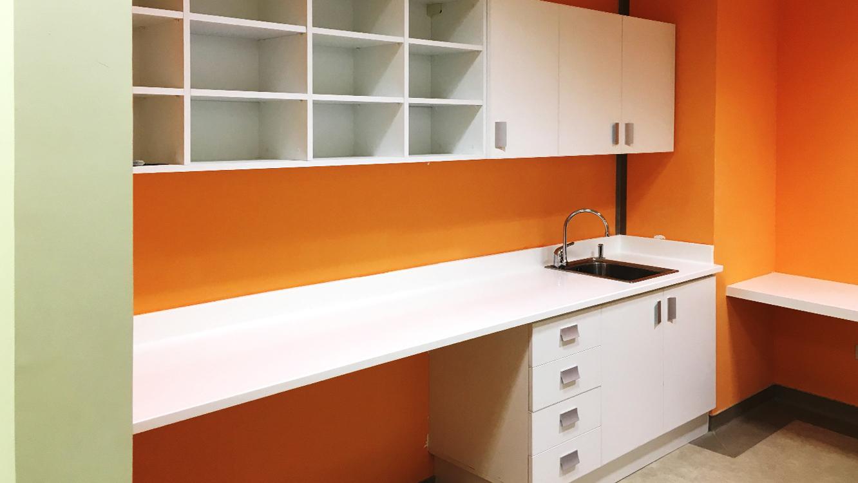 Laminate Cabinets  (1)