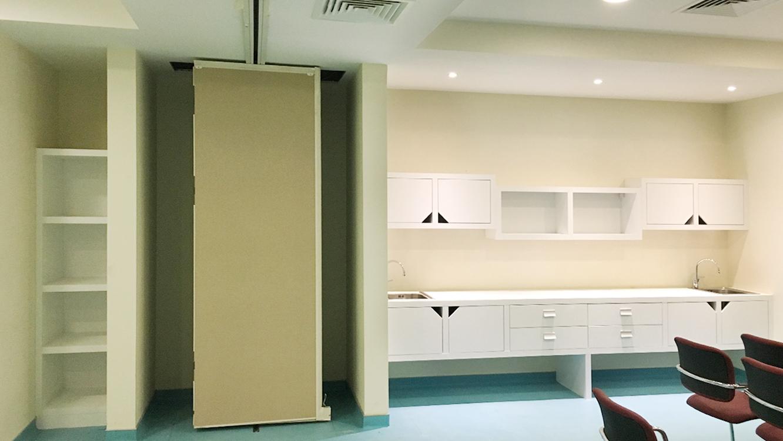 Laminate Cabinets  (3)