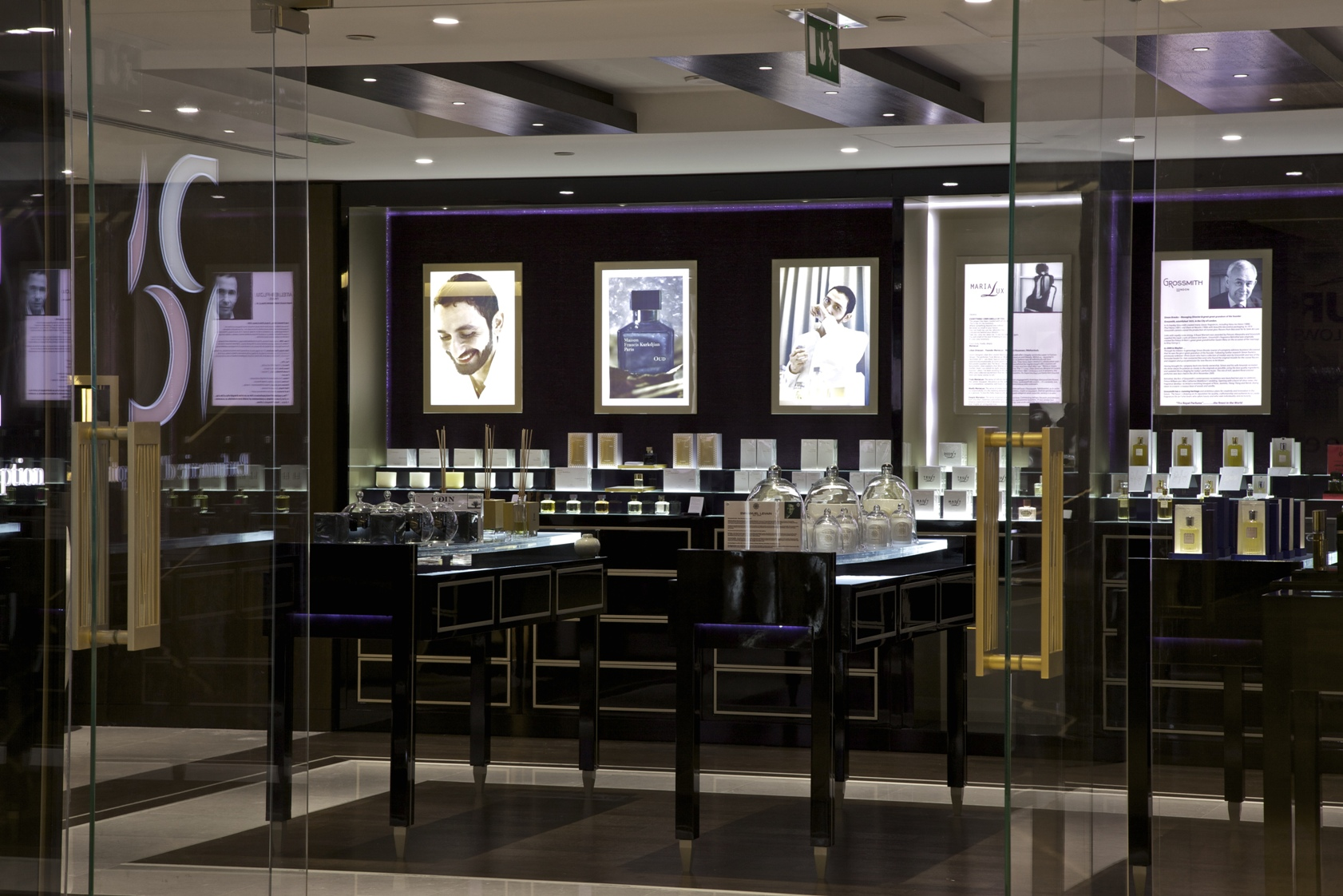 Parfumerie D'Exception - Al Hamra Mall-Kuwait