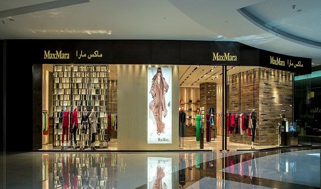 Maxmara - Dubai Mall 1