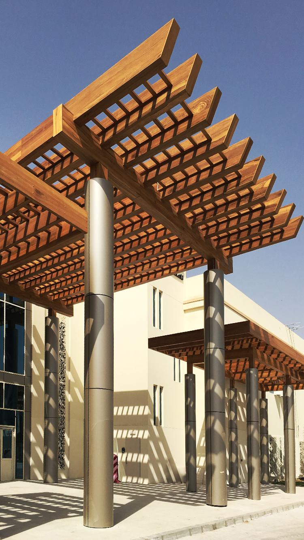 Main Entrance Canopy  (5)
