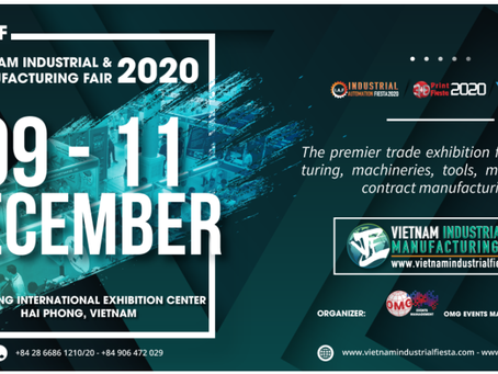 Vietnam Industrial & Manufacturing Fair 2020
