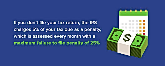 Unfiled Tax Returns - San Diego