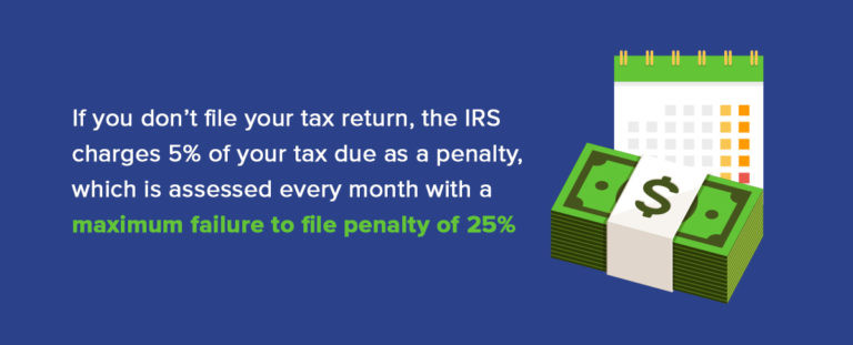 Unfiled Tax Returns - Houston Texas