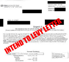 HOW TO STOP AN IRS LEVY!