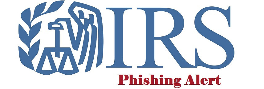 IRS Phishing Alert