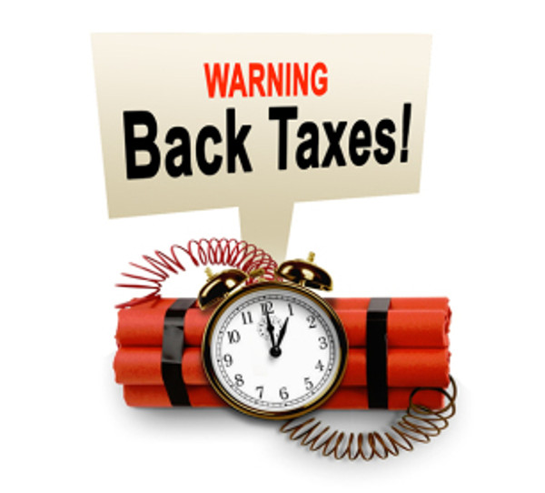 IRS Levy - IRS Garnishment