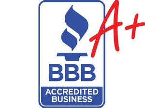 IRS Tax Relief A Plus BBB Rating