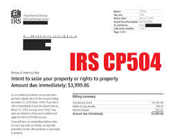 IRS Resumes Enforcement Efforts: CP501, CP503 and CP504 Notices Now Being Sent