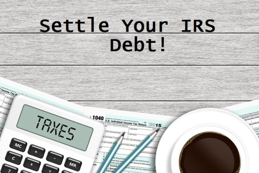 Settle IRS Tax Debt