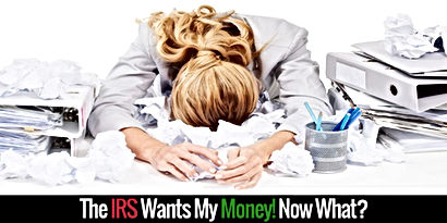 IRS Tax Levy - IRS Garnishment