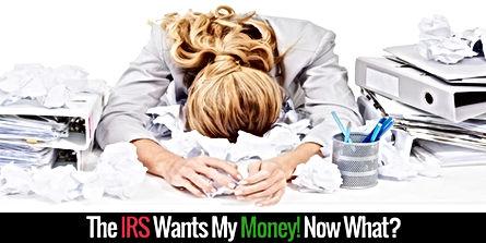 IRS GARNISHMENT - IRS Tax Debt Help