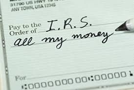 IRS Garnishment - Tax Levy