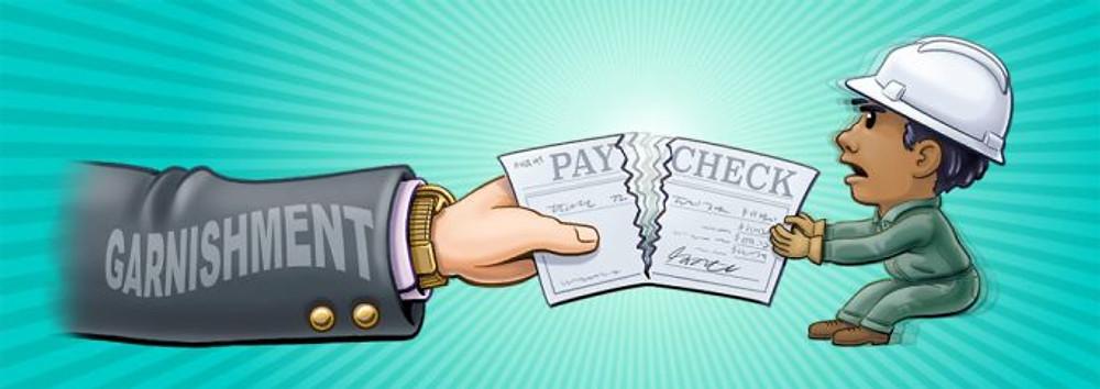 IRS Garnishment - IRS Levy