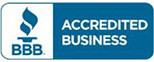 BBB Accredited - A Plus Rating